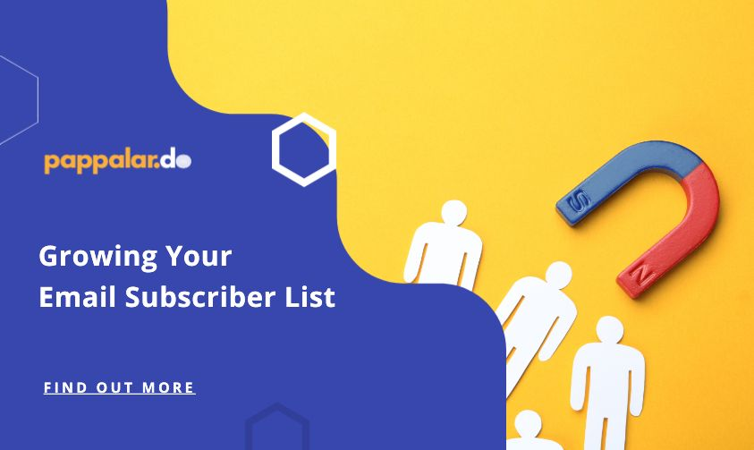 5 Proven tips for Growing Your Subscriber List