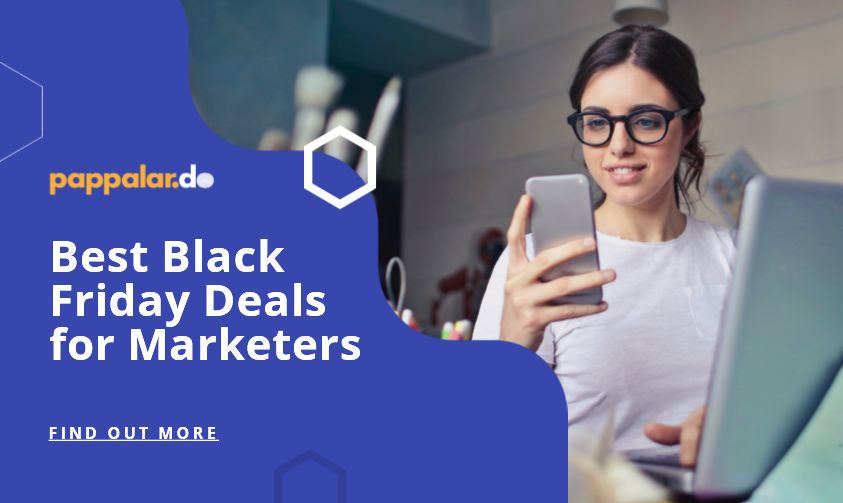 The Best Black Friday Deals for Marketers